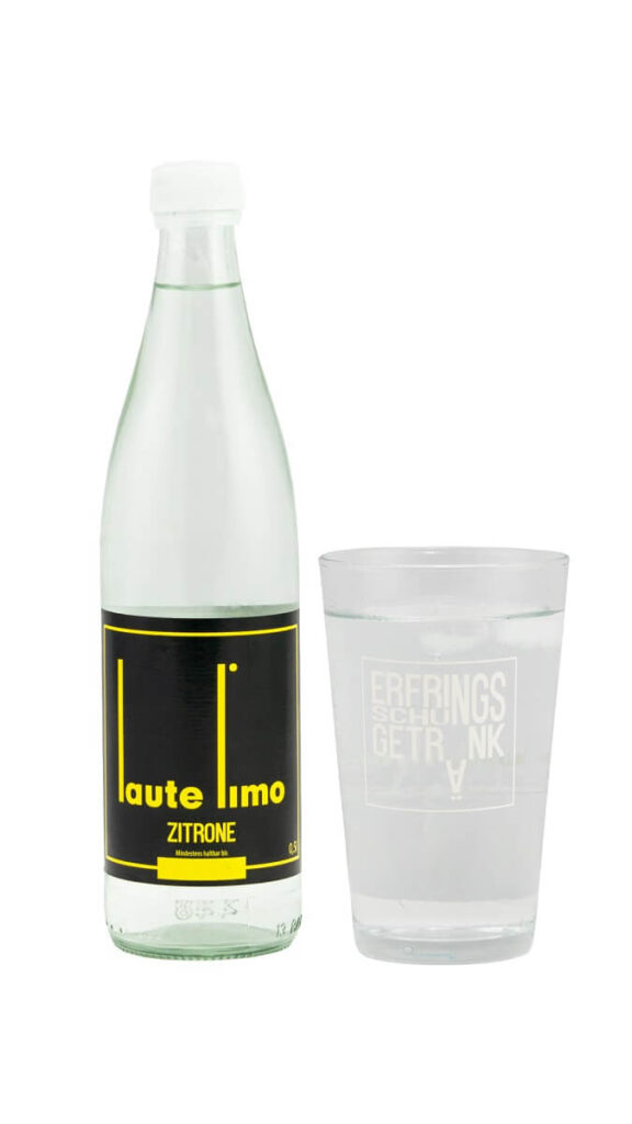 Zitrone+Glas